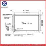 8.9 Zoll Positions-Touch Screen mit der hervorstehenden kapazitiven Technologie geliefert von Touchscreen Manufacturer CT-C8056