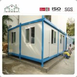 Casa prefabricada modular modificada para requisitos particulares del envase del emparedado para la oficina