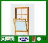 Окно индийского типа Pnoc081030ls одиночное повиснутое с конструкцией решетки