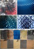 Aço inoxidável estéreo Gofragem Board Anti - Mosaico da folha de aço 552