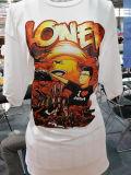 Impressora industrial do t-shirt de matéria têxtil do Polar-Jato grande com 3600 bocais