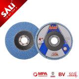 Schijf Van uitstekende kwaliteit van de Klep T27/T29 de Flexibele Schurende Inox van het Merk van Sali