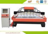 2.2kw Water-Cooling 다중 스핀들 목제 CNC 대패 기계를 최신 판매하십시오