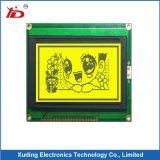 128*64 POINT module vert/jaune de Stn d'écran LCD