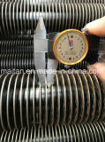 Gute Qualitätsgeschweißte schraubenartige gerippte Hochfrequenzgefäße