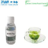 Alto sabor líquido/sabor/condimentación del té verde del concentrado para el líquido del cigarrillo de E/el jugo de Vape