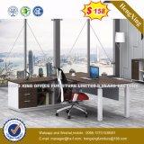 現代壁ワークステーションスクリーンのモジュラー仕事台のディバイダのオフィスの区分(HX-5DE425)