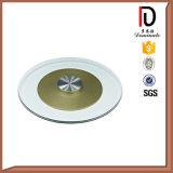 Piano d'appoggio di vetro di cerimonia nuziale di alluminio di 31.5 pollici Susan pigra (BR-BL010)