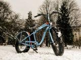 浜の巡洋艦またはレトロ250With350With500W電気26X4脂肪質のタイヤのBike/Eの脂肪質のタイヤの自転車または電気雪Bike/E脂肪質Bicycle/Eの砂のバイクまたは型の脂肪質のPedelecのセリウム