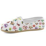 De Toevallige Schoenen van Studenten Dame Breathable Soft Loafers