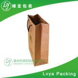 Sac shopping de papier personnalisés professionnels pour l'emballage