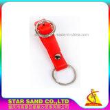 O logotipo personalizado do anel de borracha, Bracelete Personalizado chaveiro, Porta-chaves de silício