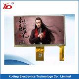 Résolution de 7 pouces haute luminosité 1024*600 TFT Écran LCD du module de panneau tactile capacitif