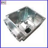 De aangepaste Mechanische Opbrengst van het Afgietsel van de Matrijs van het Aluminium van het Blok van de Schakelaar