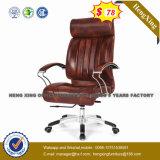 Color marrón de lujo en el salón Lounge Eames Silla de rey (HX-8046B)