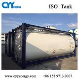 40FT Lachs/Lar/kälteerzeugender Sammelbehälter ISO-Lin/Lco2