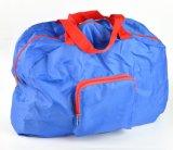 Kundenspezifischer aufbereiteter fördernder preiswerter Einkaufen600d Polyster Tote-Beutel für Speicherung