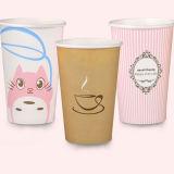 Cuvettes de café de la qualité 9oz de fournisseur de la Chine pour la boisson