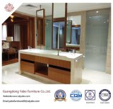 Salle de bains moderne avec mobilier en bois (Vanity Cabinet YB-YS-1)