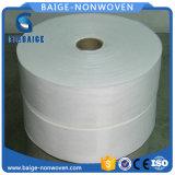 Tessuto di Spunlace del bambù di 100% per i pannolini del bambino