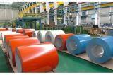 Bobinas de acero prebarnizado, revestido de Color, PPGI, PPGL