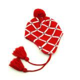 Colの顧客のDeisgnの固体冬は帽子についてへまをする