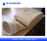 Sacchetto filtro di Nomex di alta qualità per il collettore di polveri