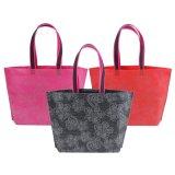 Женщин Леди складные Сувениры водонепроницаемый толстых дамской сумочке повседневный новый портативный нейлоновые молнии большой емкости