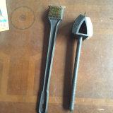 spazzola di lucidatura di legno del collegare di rame della maniglia 12inch (YY-530)