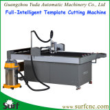 Cnc-multi Funktions-Kleidungs-Schablonen-Ausschnitt-Maschine