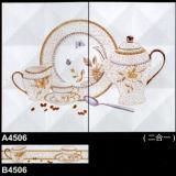 2017 nuove mattonelle della cucina della ceramica lustrate 300X450 di disegno