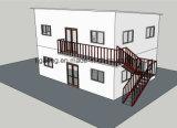 [برفب] حزمة مسطّحة 20 قدم 40 قدم وعاء صندوق منزل