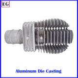 Радиатор освещения улиц 630тонн литой алюминиевый литье под давлением процесс обработки