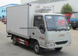 piccolo veicolo del frigorifero di 4X2 JAC 3 tonnellate di camion del congelatore