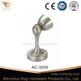 Liga de zinco sólido e porta de batente da porta magnética Titular (AC-3009)