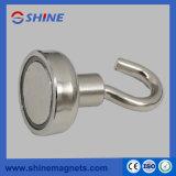 Крюк Maget магнитного крюка неодимия N35 круглый низкопробный