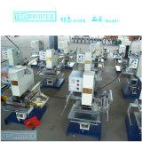 Máquina de carimbo quente manual da folha Tam-358 para o couro do papel de embalagem