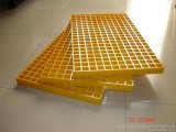 Grating do molde de China FRP/GRP, Grating da fibra de vidro - China FRP, fibra de vidro