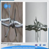 Factory 12*12 Gauge Galvanized Barbed Wire clouded