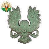 Il commercio all'ingrosso su ordinazione copre il distintivo duro del metallo dello smalto della decorazione