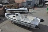 Bateau de marine de vitesse de bateau de Patrole de bateau de soldat de marine de Liya 8.3m petit