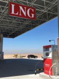 高い構成液化天然ガスの給油所の使用された液化天然ガスディスペンサー