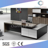 Bureau van de Manager van het Kantoormeubilair van de luxe Het Houten (cas-ED31402)