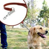 Кожаный собака пружину Узду снов толстый канат ПЭТ для больших собак