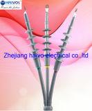 Accessoires rétrécissables froids de câble de qualité
