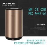 Dessiccateur de main de tailles compactes d'AIKE pour la salle de bains avec le flux d'air intense