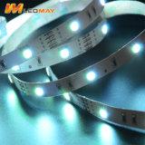 Certificado CE RoHS tira RGB LED Flexible SMD CC12V5050 30 LED