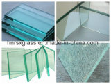 Glace Tempered en verre 10mm Rongshunxiang de construction