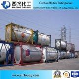 O Refrigerant intoxica o gás de acampamento R290 do gás do propano da pureza elevada no pacote do tanque do ISO