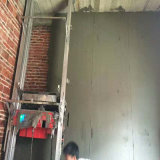 Het Pleisteren van de muur Machine, Muur die Machine teruggeven